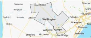 Guelph-Wellington boundary