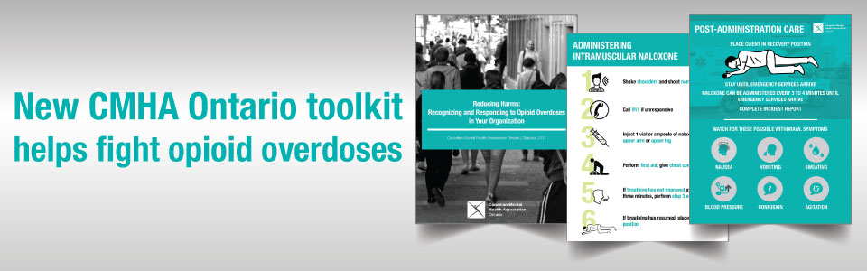 New toolkit helps in the fight against opioid overdoses