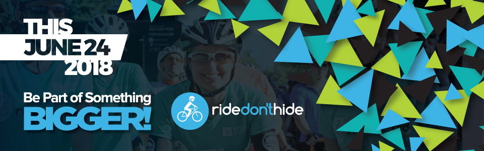 Ride Don't Hide – June 24, 2018