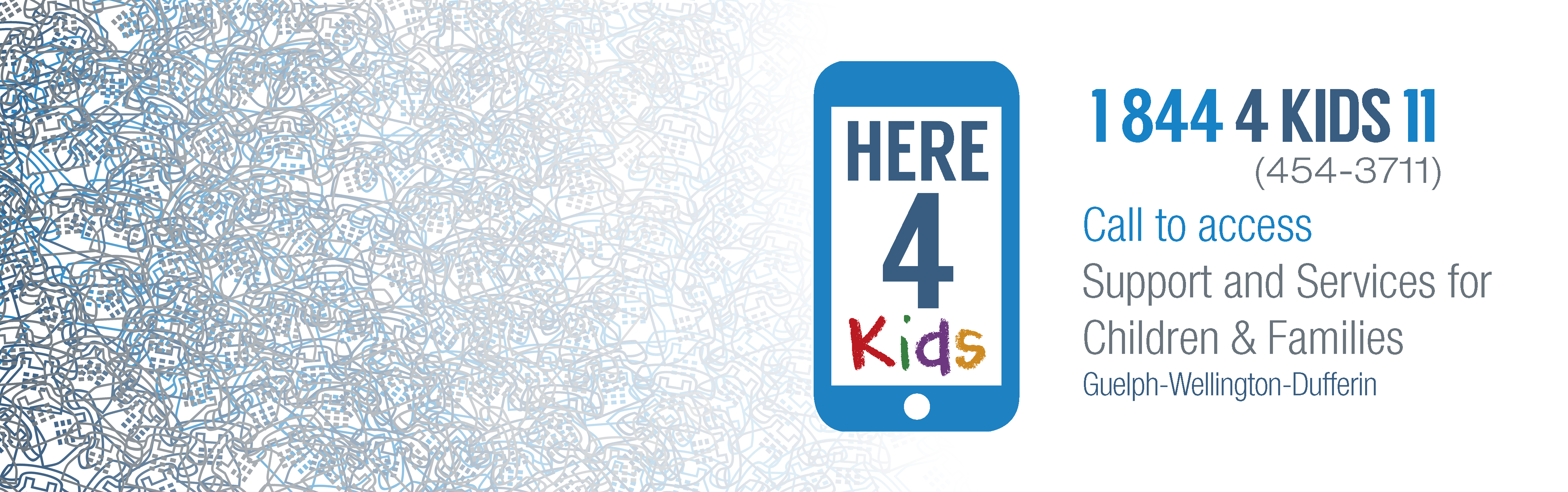 Here4Kids launches to support families in Guelph-Wellington-Dufferin