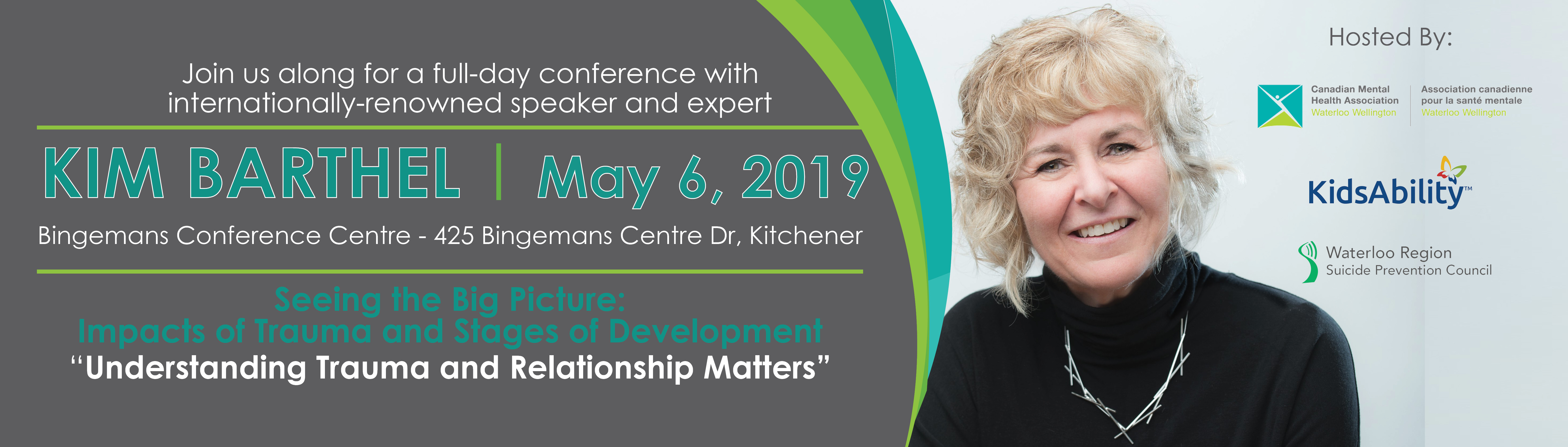Full-Day Conference with Kim Barthel