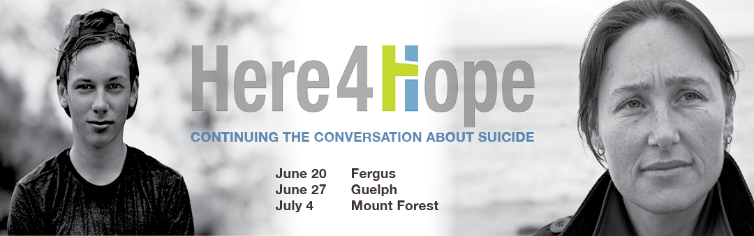 Here4Hope: Continuing the Conversation about Suicide
