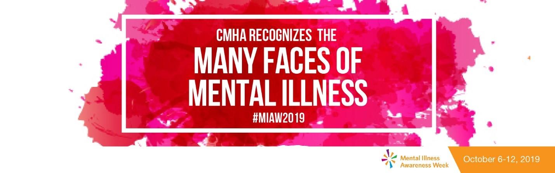 CMHA Waterloo Wellington recognizes Mental Illness Awareness Week