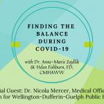 Finding the balance logo_web