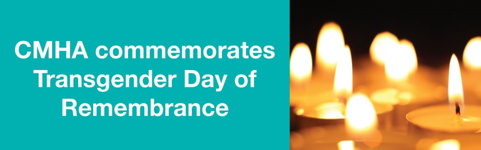 CMHAWW commemorates Transgender Day of Remembrance